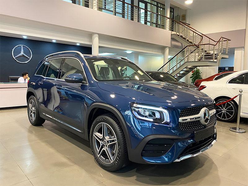Đánh giá xe Mercedes GLB 200 AMG 2020: Có nên mua xe Mercedes GLB 200 hay không ?