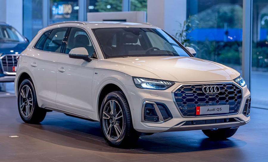 Giá xe Audi Q5 mới nhất tháng [thang]/[nam]
