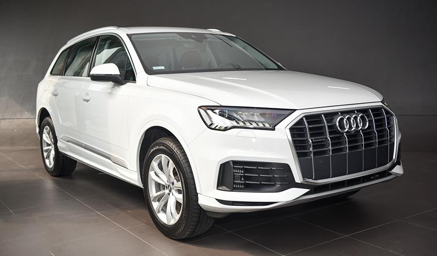 Giá xe Audi Q7 [nam] mới nhất tháng [thang]/[nam]