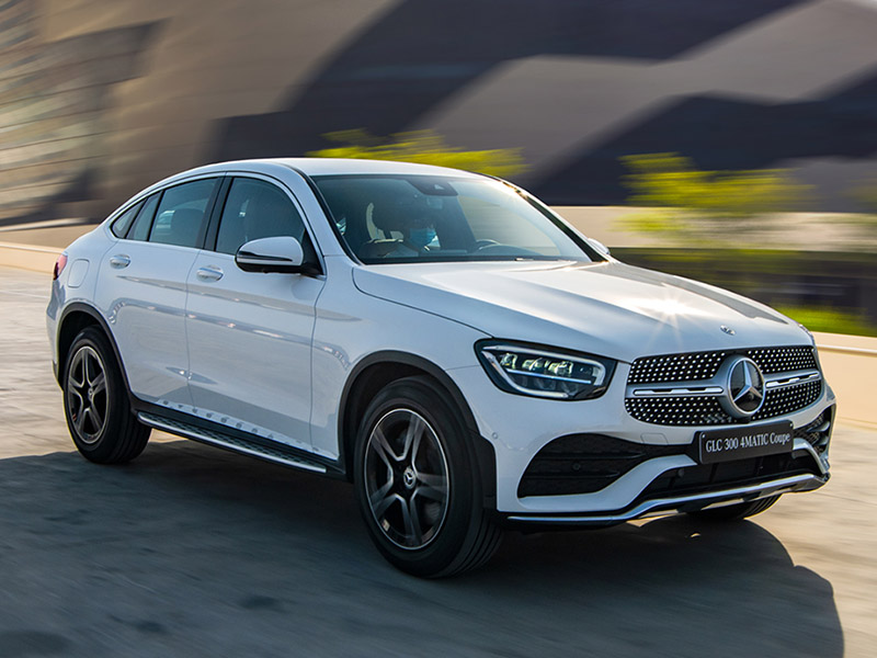 Xe Mercedes GLC 300 Coupe 4Matic | blogxesang.com