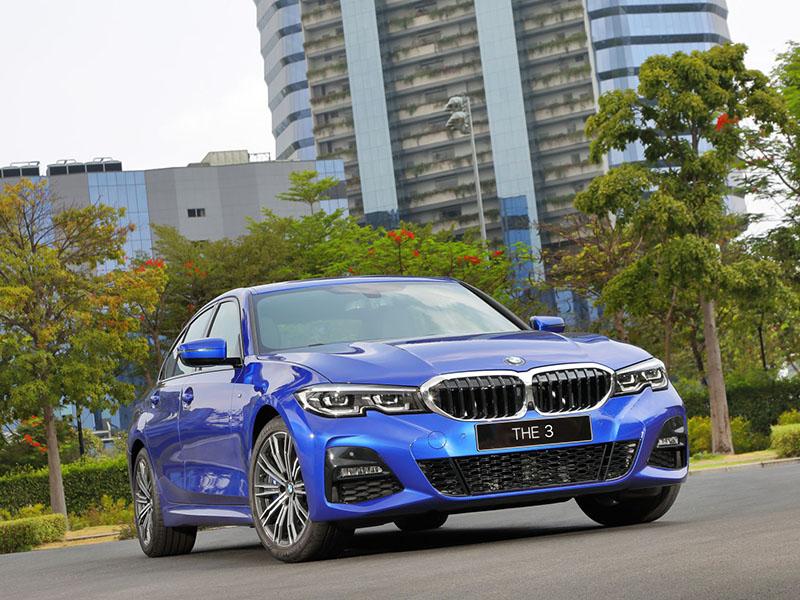 Giá xe BMW 330i M Sport mới nhất tháng [thang]/[nam], Giảm giá lên tới 40 triệu