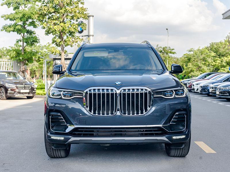 Giá xe BMW X7 mới nhất tháng [thang]/[nam], BMW X7 ngài Tổng Thống Uy Quyền