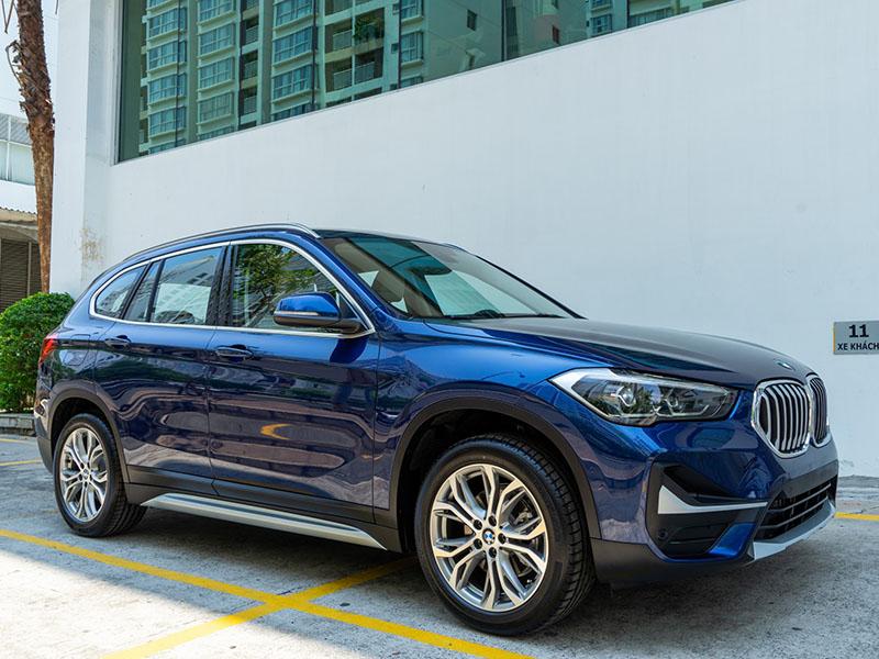 Giá xe BMW X1 mới nhất tháng [thang]/[nam], Giảm giá lên tới 310 triệu