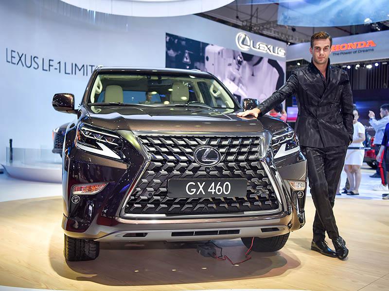 Giá xe Lexus GX 460 mới nhất tháng [thang]/[nam]