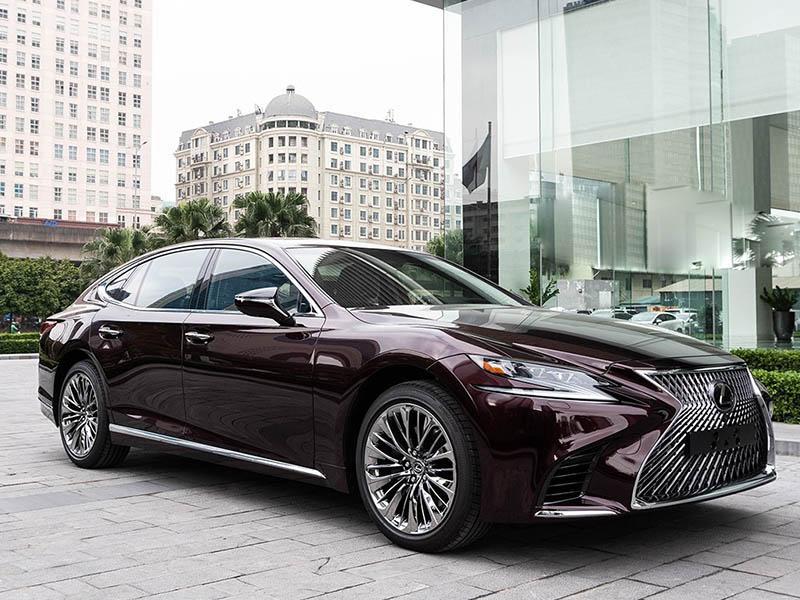 Giá xe Lexus LS 500 mới nhất tháng [thang]/[nam]