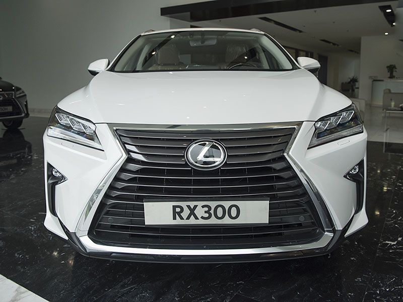 Giá xe Lexus RX 300 mới nhất tháng [thang]/[nam]