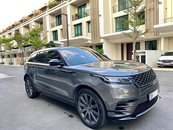 Range Rover Velar 2018, chính chủ sử dụng từ mới, cực giữ gìn, bao check test thoải mái