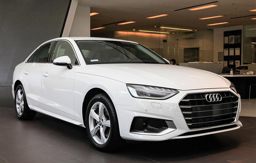 Giá xe Audi A4 mới nhất tháng [thang]/[nam]