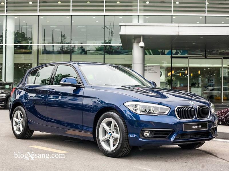Giá xe BMW 118i mới nhất tháng [thang]/[nam], Giảm giá lên tới 240 triệu