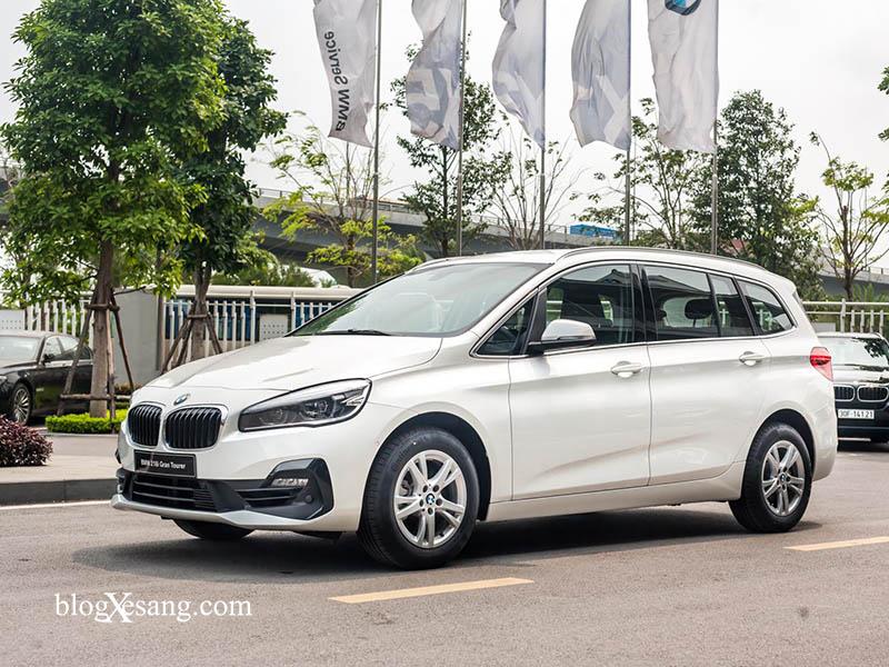 Giá xe BMW 218i mới nhất tháng [thang]/[nam], Giảm giá tới 280 triệu