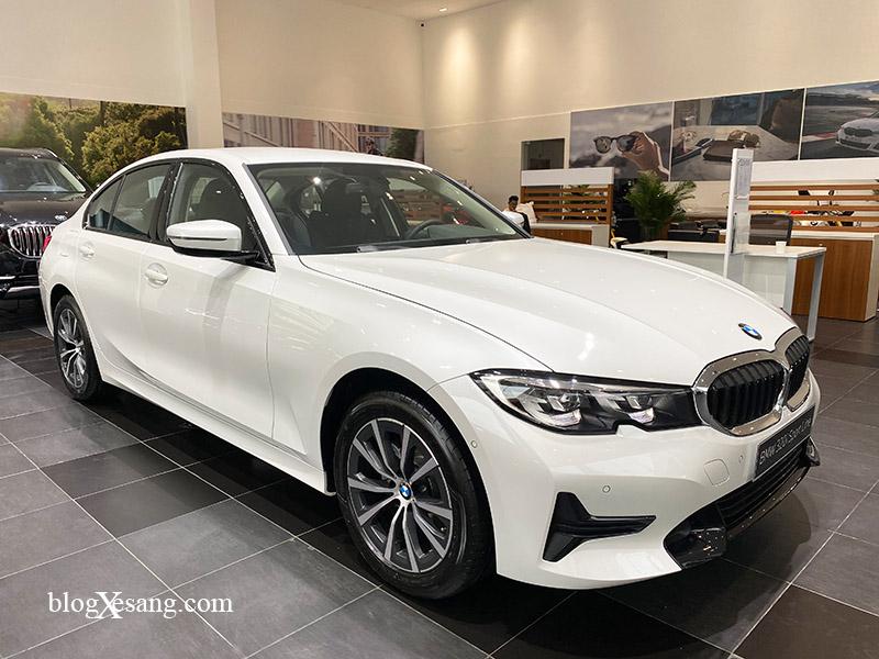 Giá xe BMW 320i [nam] mới nhất tháng [thang]/[nam]
