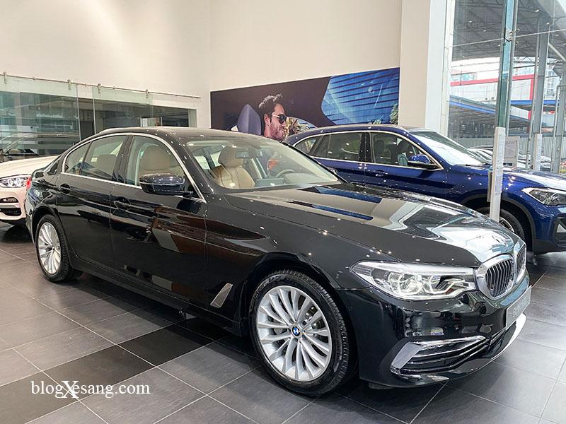 Giá xe BMW 530i Luxury Line mới nhất tháng [thang]/[nam], Giảm giá lên tới 340 triệu