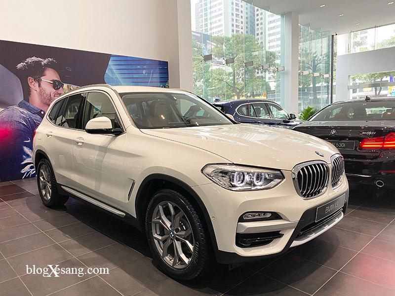 Giá xe BMW X3 mới nhất tháng [thang]/[nam], Giảm giá lên tới 330 triệu