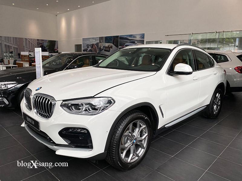 Giá xe BMW X4 mới nhất tháng [thang]/[nam], Giảm giá lên tới 60 triệu
