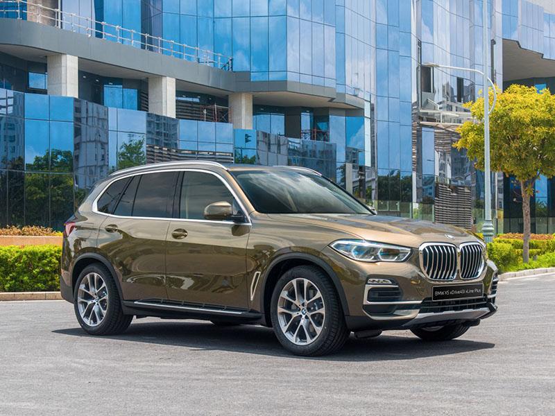 Giá xe BMW X5 mới nhất tháng [thang]/[nam]
