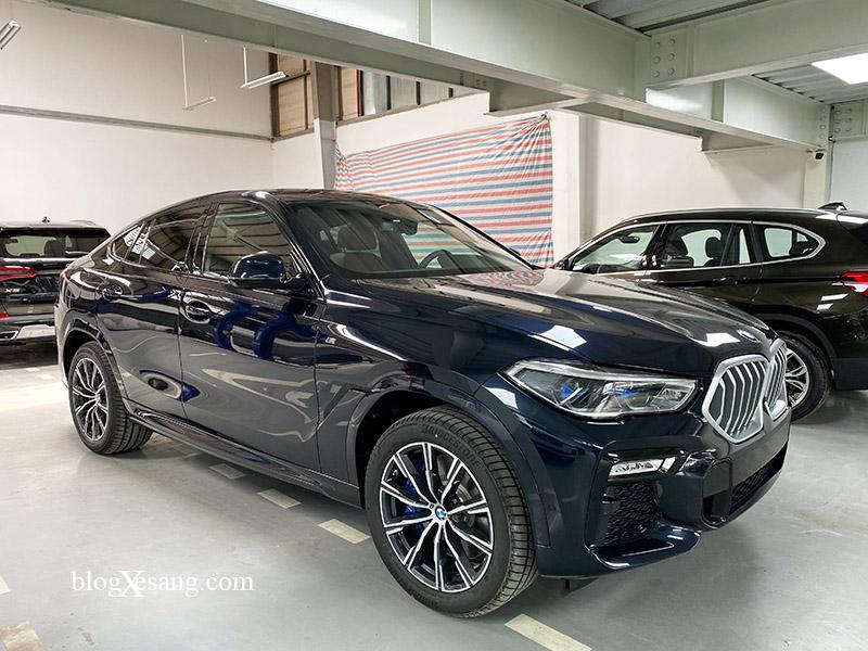 Giá xe BMW X6 xDrive40i M Sport mới nhất tháng [thang]/[nam], Lựa chọn của 'bimmer' đích thực