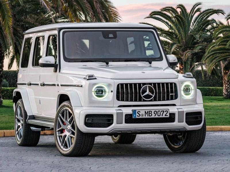 Giá xe Mercedes G63 AMG [nam] mới nhất tháng [thang]/[nam]