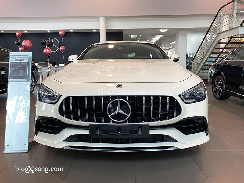 Mercedes-AMG GT 53 4Matic + 2020