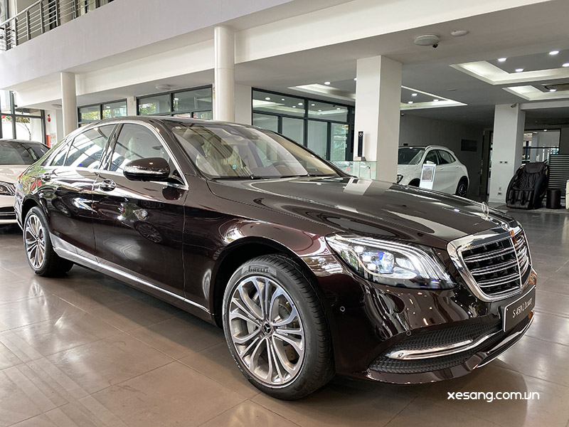 Giá xe Mercedes S450L Luxury mới nhất tháng [thang]/[nam], Giảm giá lên tới 250 triệu