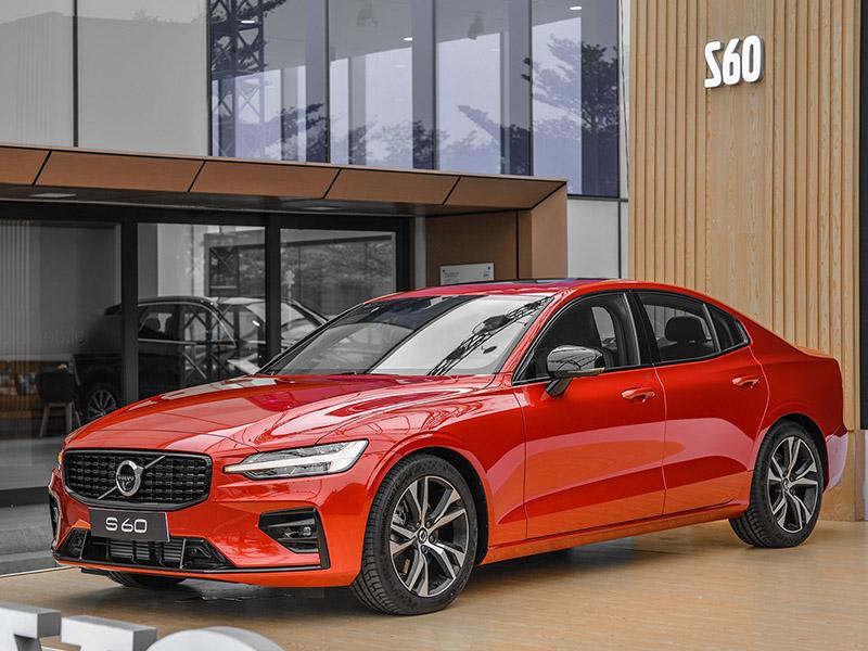 Giá xe Volvo S60 R-Design mới nhất tháng [thang]/[nam]