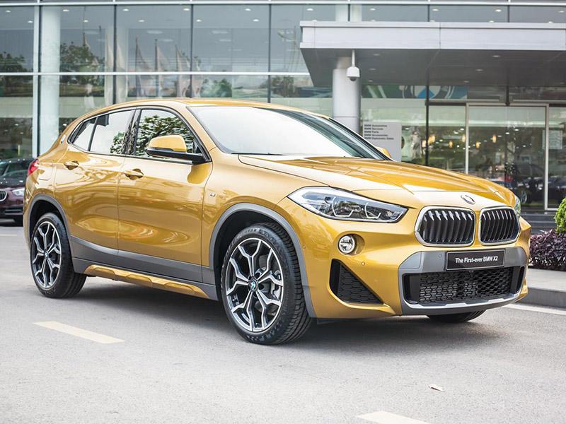 Giá xe BMW X2 mới nhất tháng [thang]/[nam], Giảm giá lên tới 270 triệu