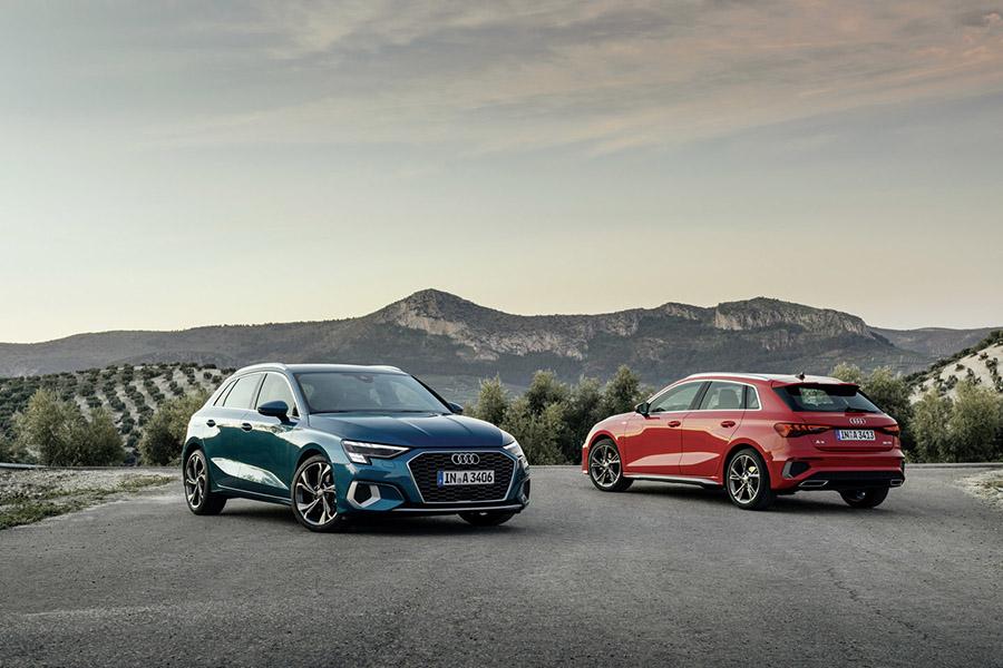 Đánh giá chi tiết về xe Audi A3 Sportback
