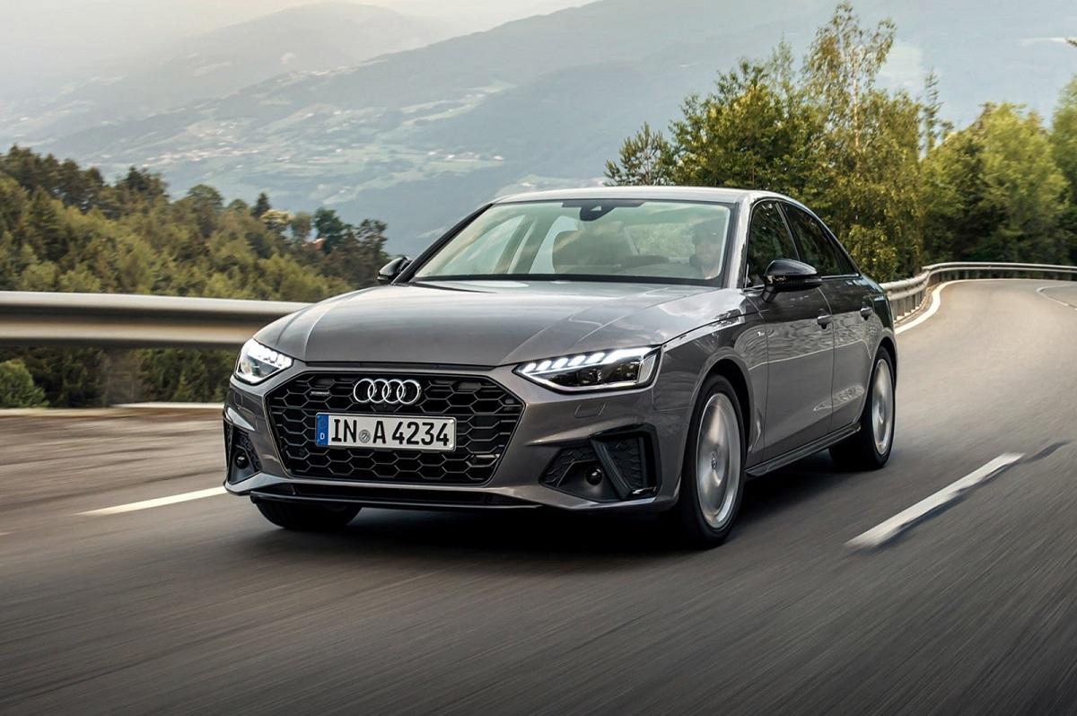 Đánh giá chi tiết về xe Audi A4 Saloon 2021