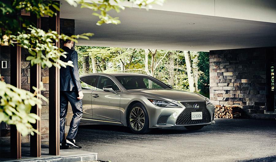 Lexus LS500 2021 với 4 phiên bản được ra mắt tại Australia