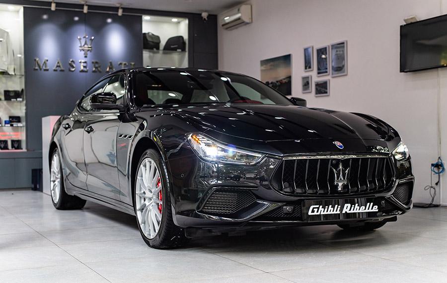 Chi tiết xe Maserati Ghibli Ribelle 2020 giới hạn chỉ 30 chiếc toàn châu Á có giá 6,5 tỷ đồng