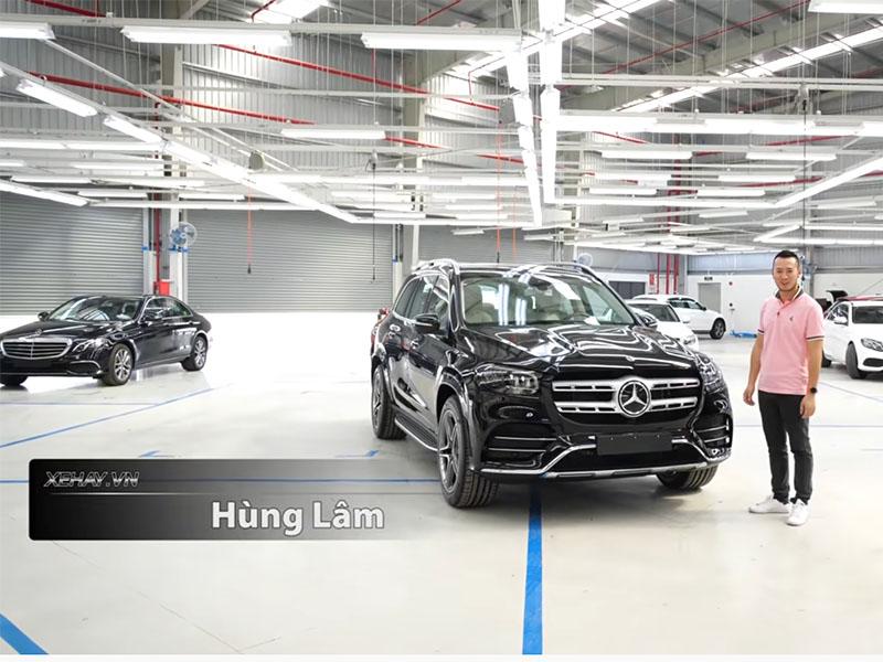 Mercedes-Benz GLS 450 giá chỉ 4,9 TỶ - cạnh tranh BMW X7