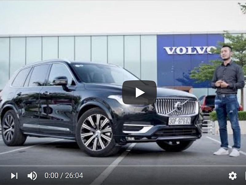 Đánh giá xe Volvo XC90 Inscription 2020 nâng cấp nhưng giữ nguyên giá bán