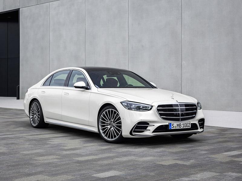 Video giới thiệu Mercedes-Benz S-Class 2021 thế hệ hoàn toàn mới ra mắt